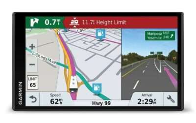 Garmin debuts the RV 770 LMT-S NEWS
