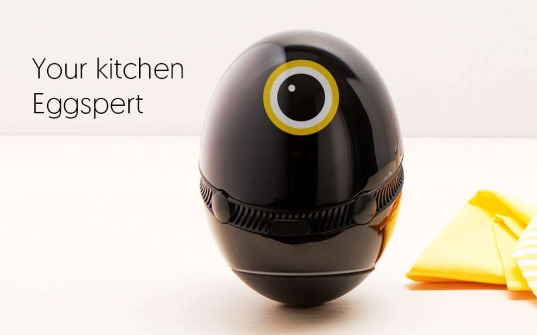 CES 2017 Interview With Hello Egg at Showstoppers