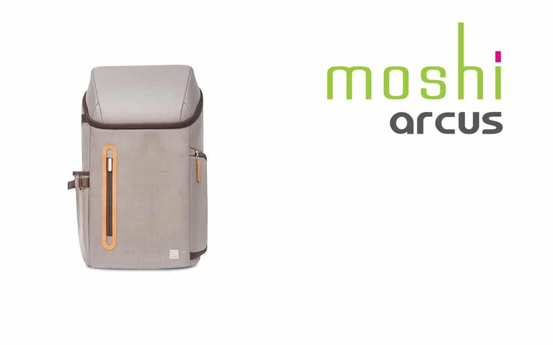 Moshi Arcus Backpack with Camera Insert REVIEW