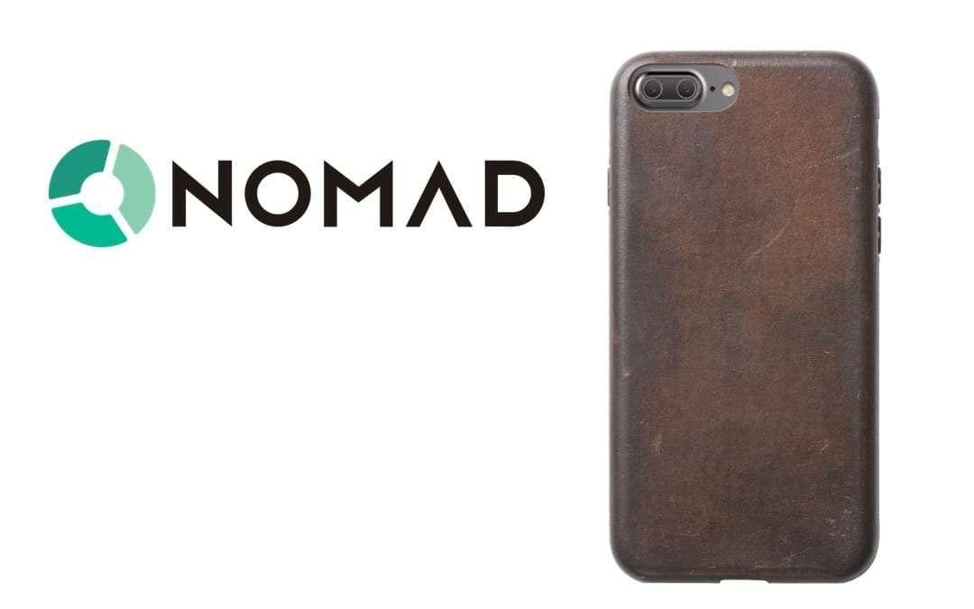 Nomad Leather Iphone Case