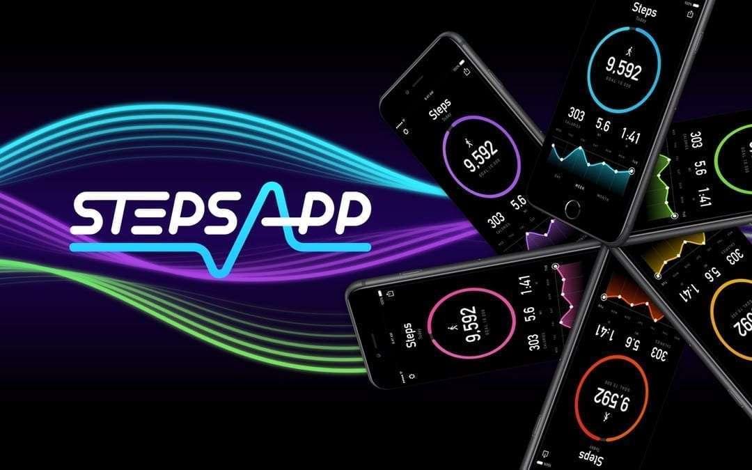 StepsApp 4.0 Now Available NEWS