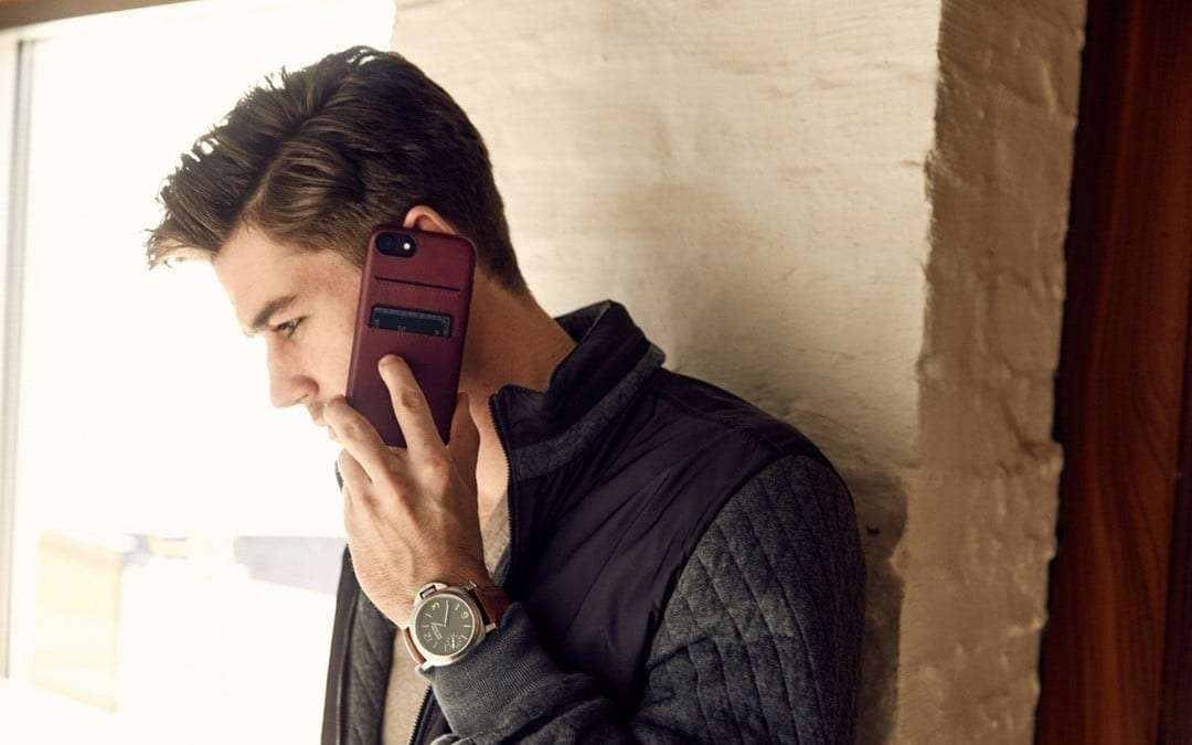 Twelve South Introduces the RelaxedLeather Lived-in Luxury Case for iPhone NEWS