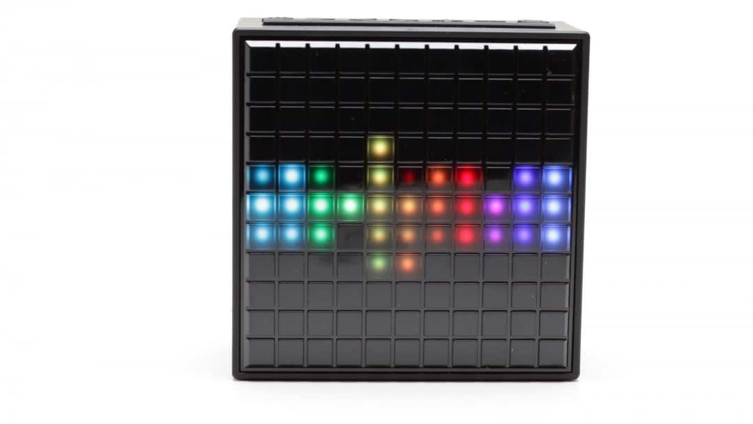 Divoom TimeBox Programmable Pixel Art Speaker