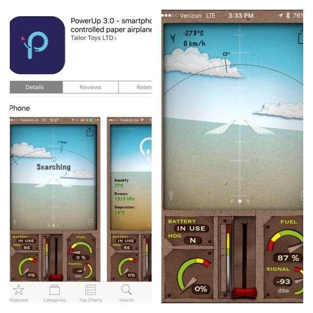 PowerUp App