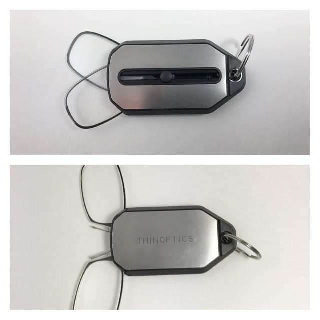 ThinOptics Keychain