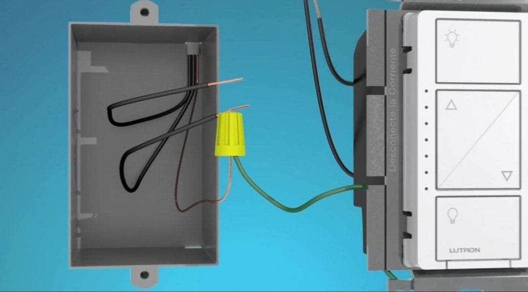 Lutron Caseta Wireless In Wall Dimmer