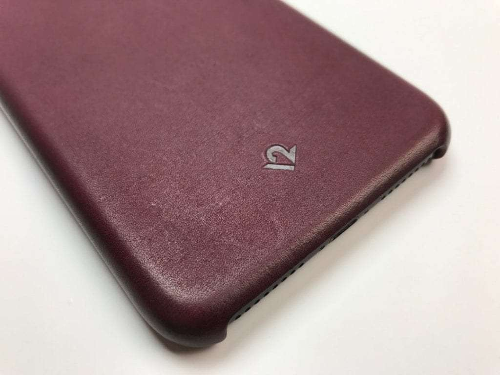 RelaxedLeather iPhone Case