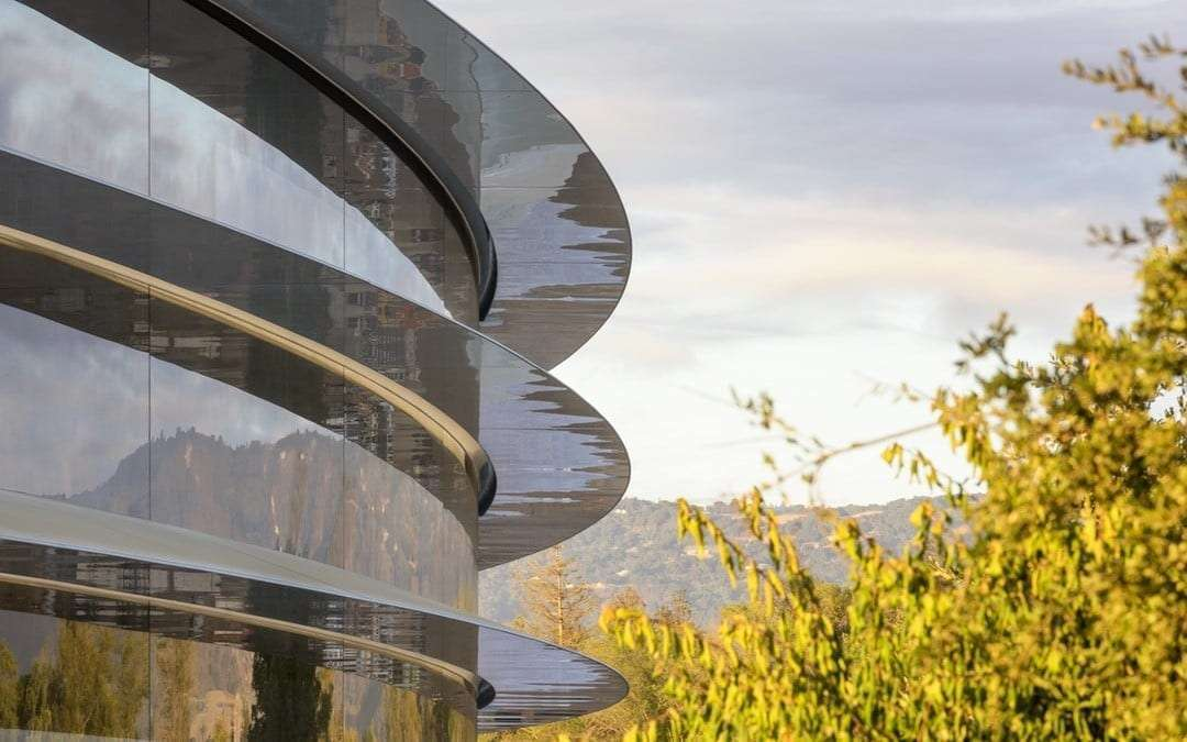 Apple Park Opens to Employees in April NEWS