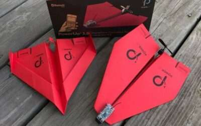 PowerUp 3.0 Smartphone Controlled Paper Airplane Conversion Kit REVIEW