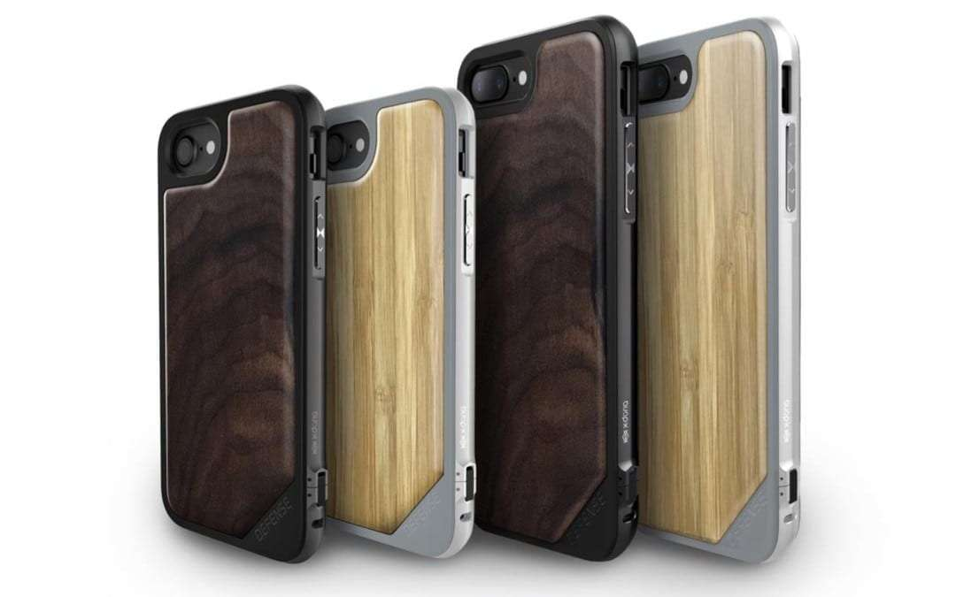 X-Doria Blends Sleek Metal with Real Wood for Defense Lux cases NEWS