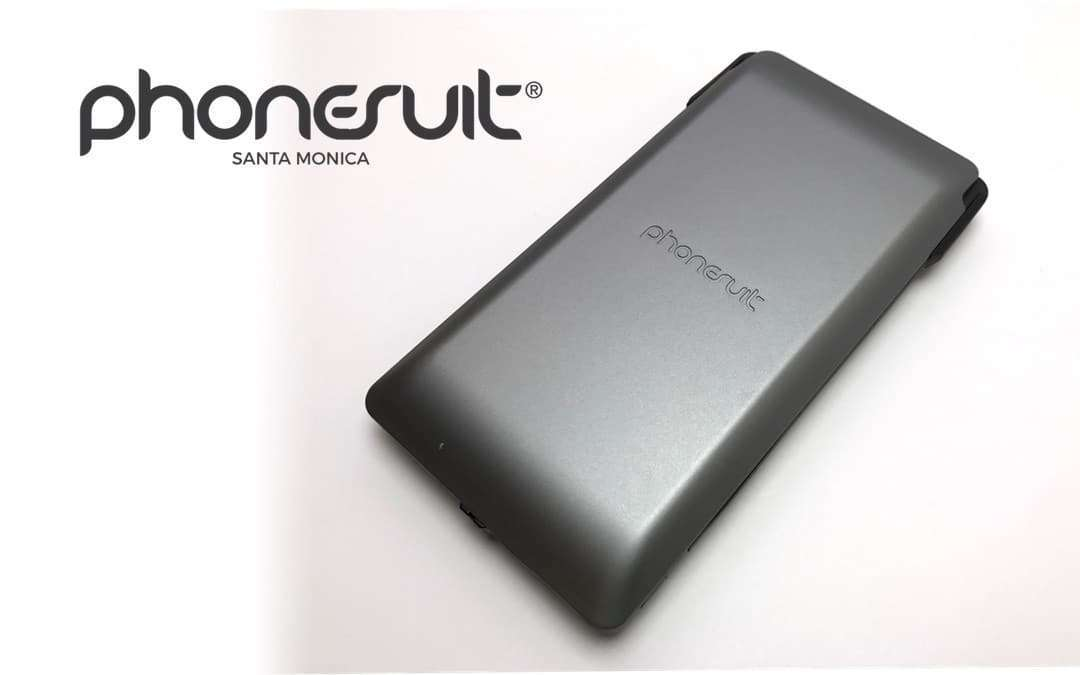 PhoneSuit Journey Travel Charger Max REVIEW