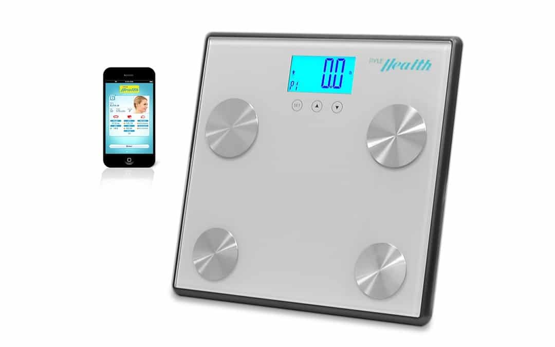 Pyle' Bluetooth Fitness Scale and App Make it Easy to Track Workout Progress NEWS