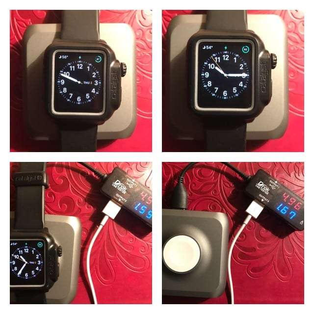 Kanex GoPower Watch Charging
