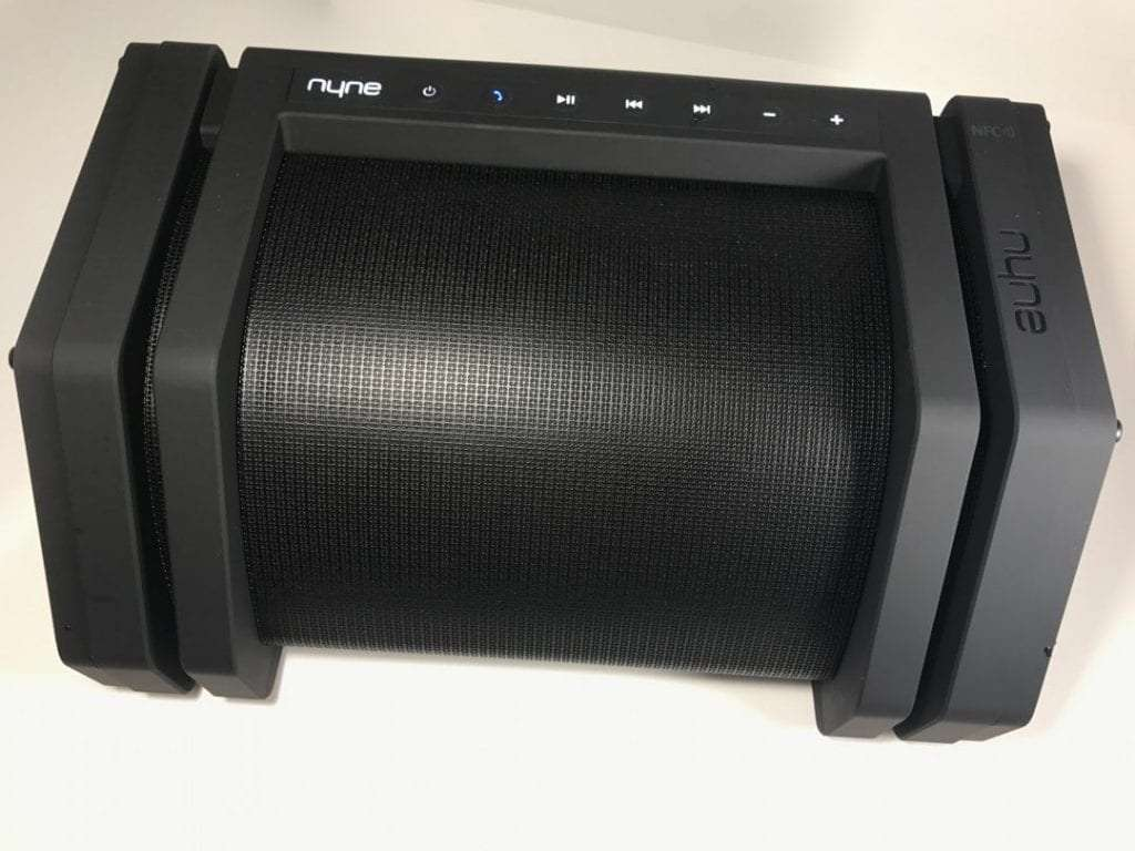 Nyne Rebel Wireless Bluetooth Speaker