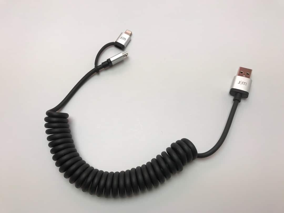 Just Mobile AluCable Duo