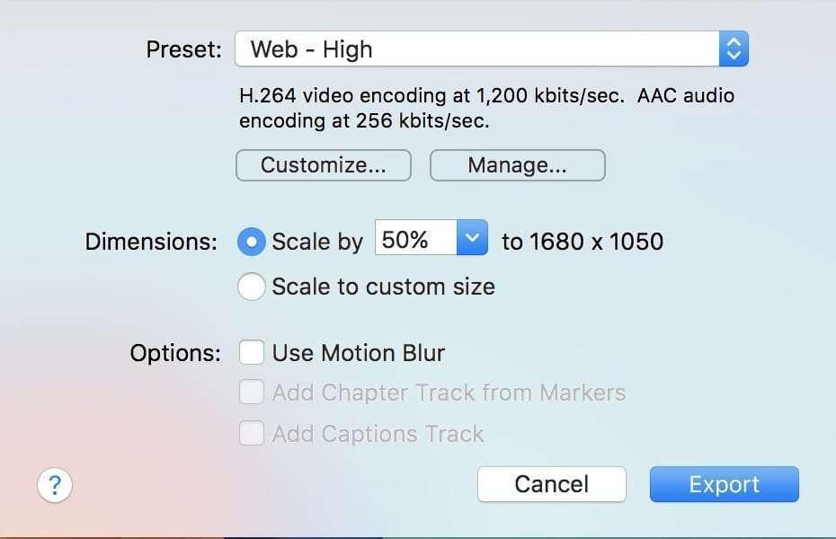 ScreenFlow 6 for Mac