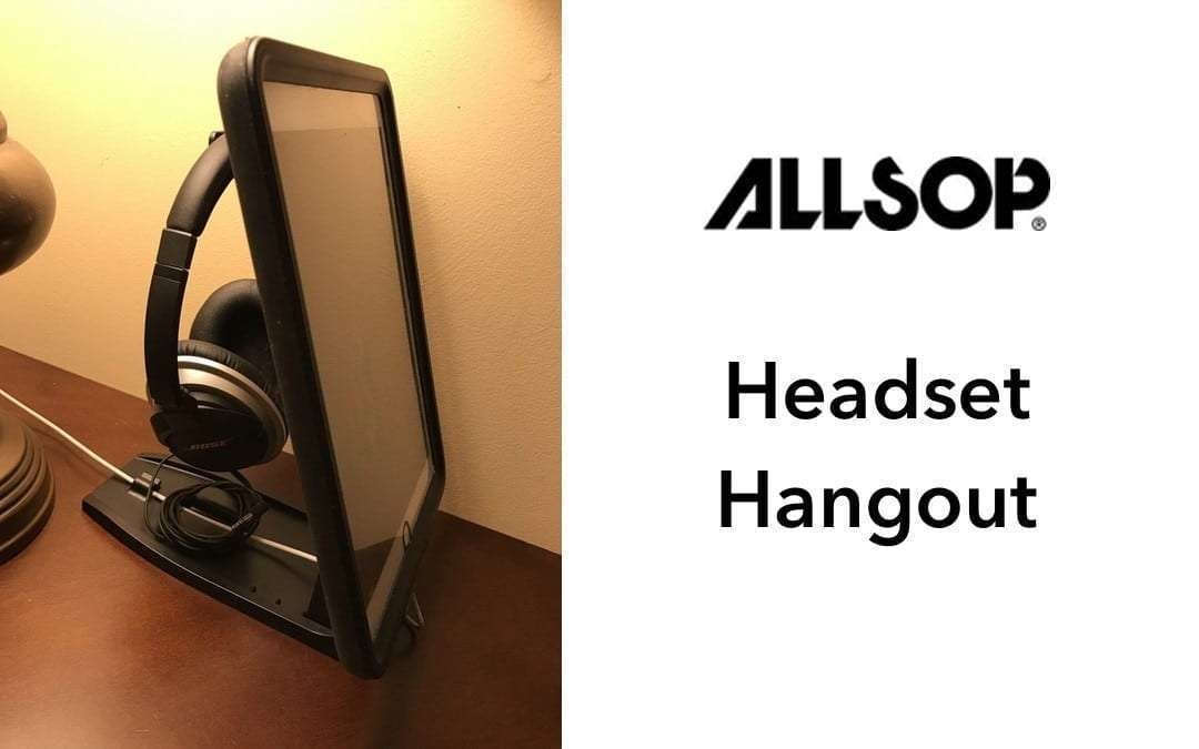 Allsop Headset Hangout REVIEW