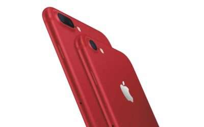 Apple Introduces iPhone 7 & iPhone 7 Plus (PRODUCT)RED Special Edition NEWS