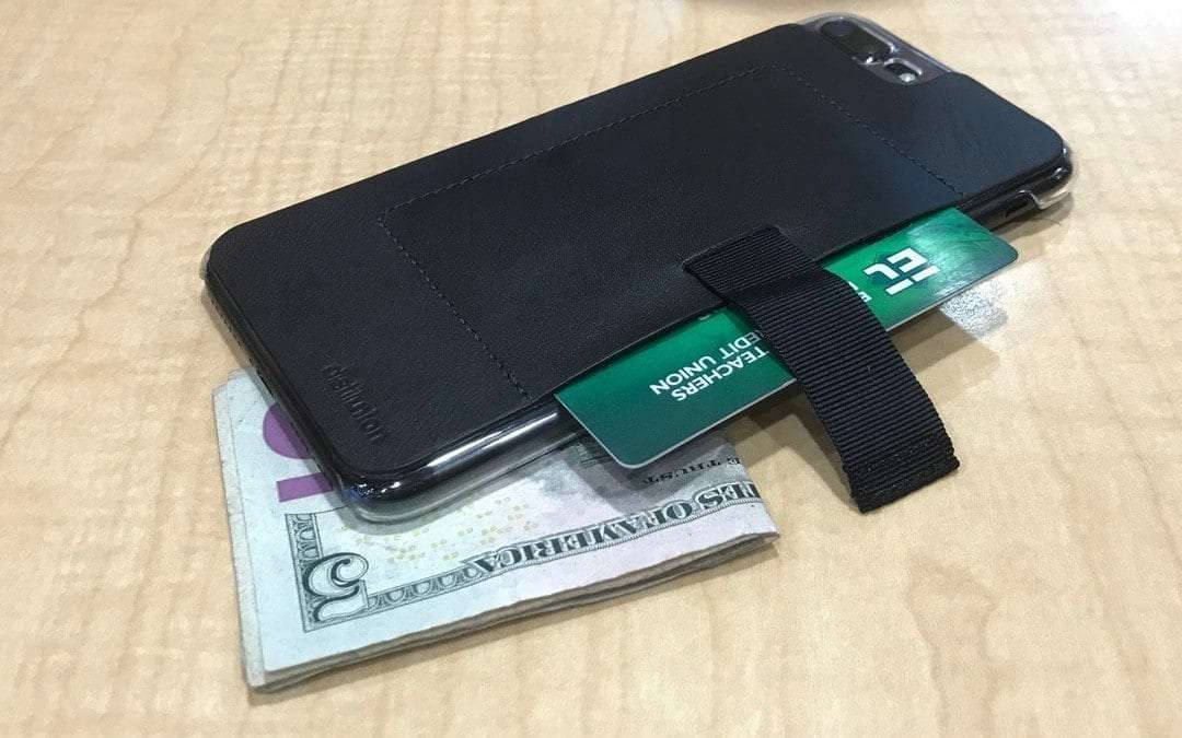 Distil Union Wally Ether Wallet iPhone 7 Plus Case REVIEW