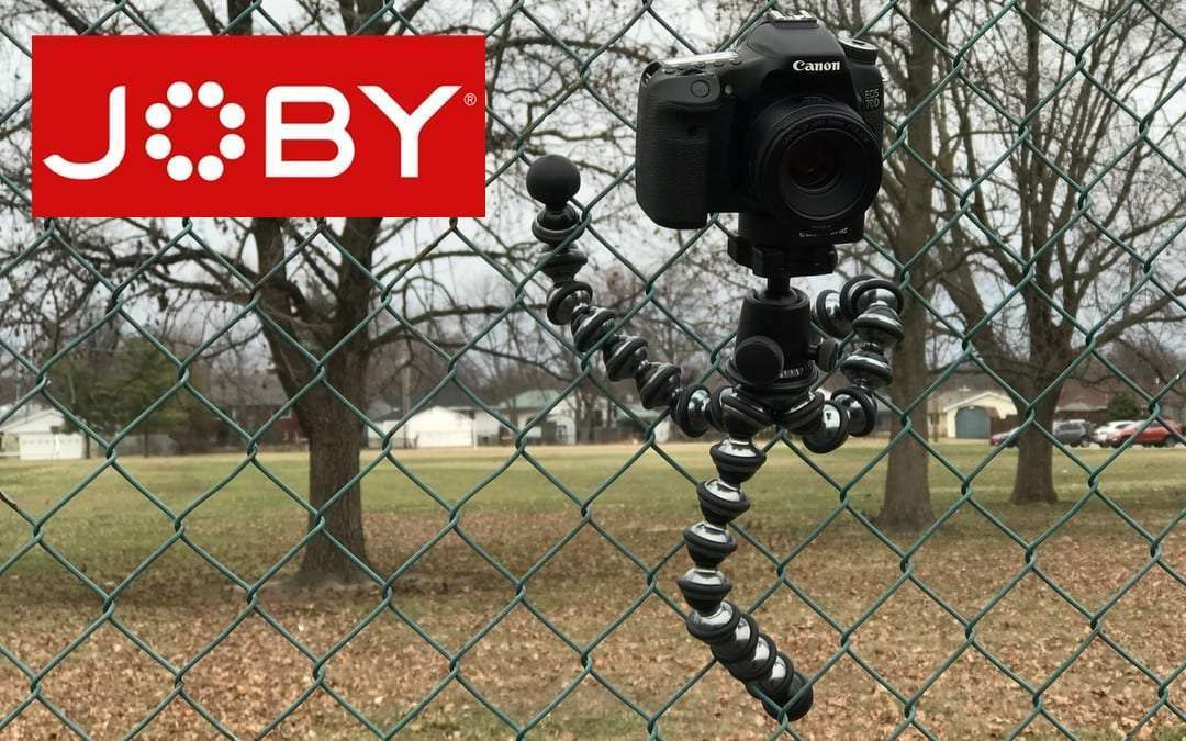 Joby GorillaPod Focus Tripod REVIEW