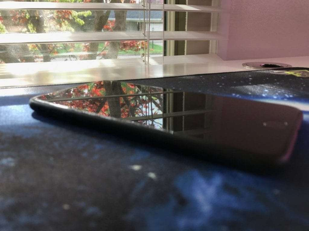 Desmay Slight iPhone Case