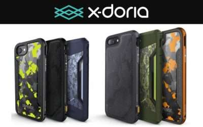 X-Doria Launches Camo Cases for iPhone 7 and iPhone 7 Plus NEWS