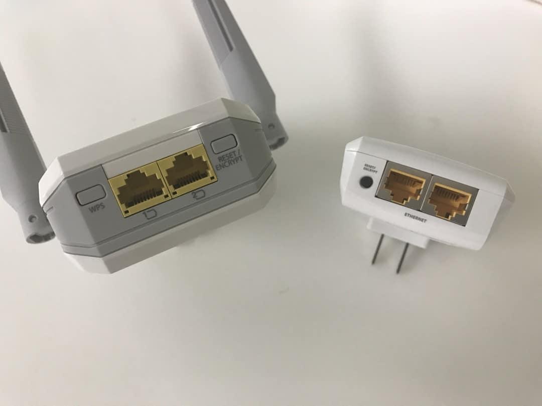 Zyxel Ethernet Port