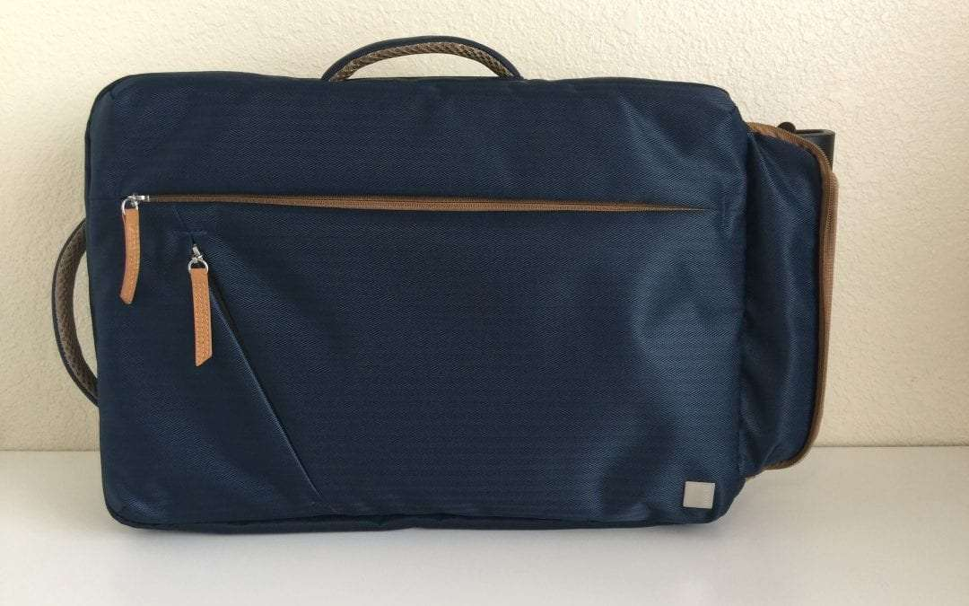 UPDATE: Moshi Venturo Backpack REVIEW