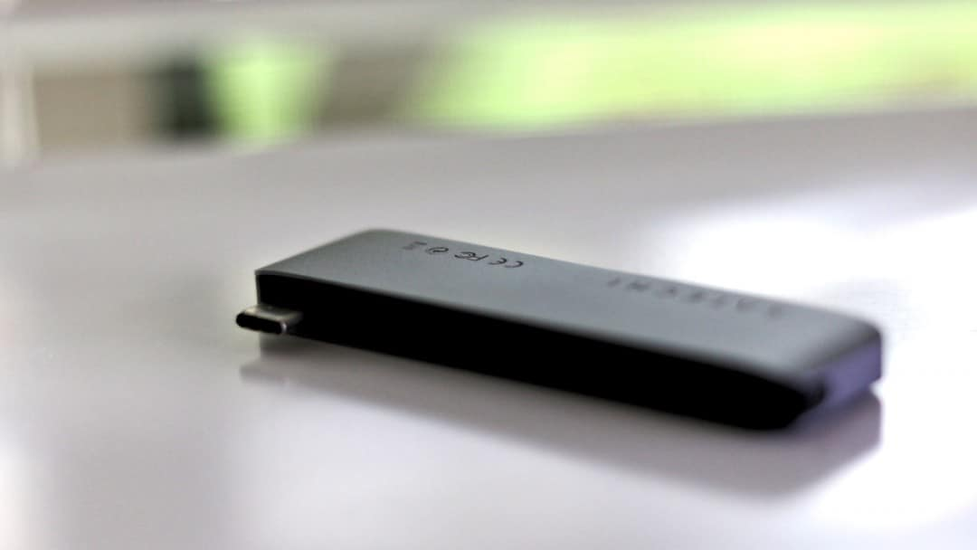 Satechi USB 3.0 Type-C to USB 3.0 Type-A Space Gray B015YRRY48