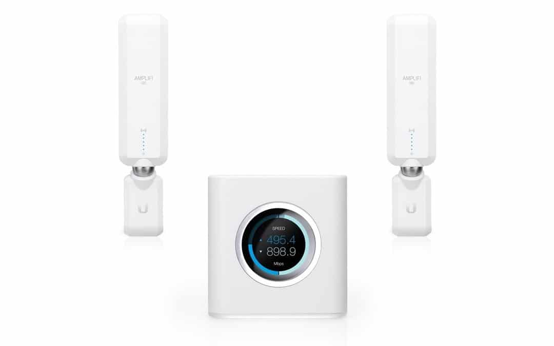 AmpliFi HD Mesh WiFi System REVIEW
