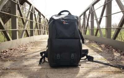 Lowepro Fastpack BP 250 AW II REVIEW A camera bag that packs much more