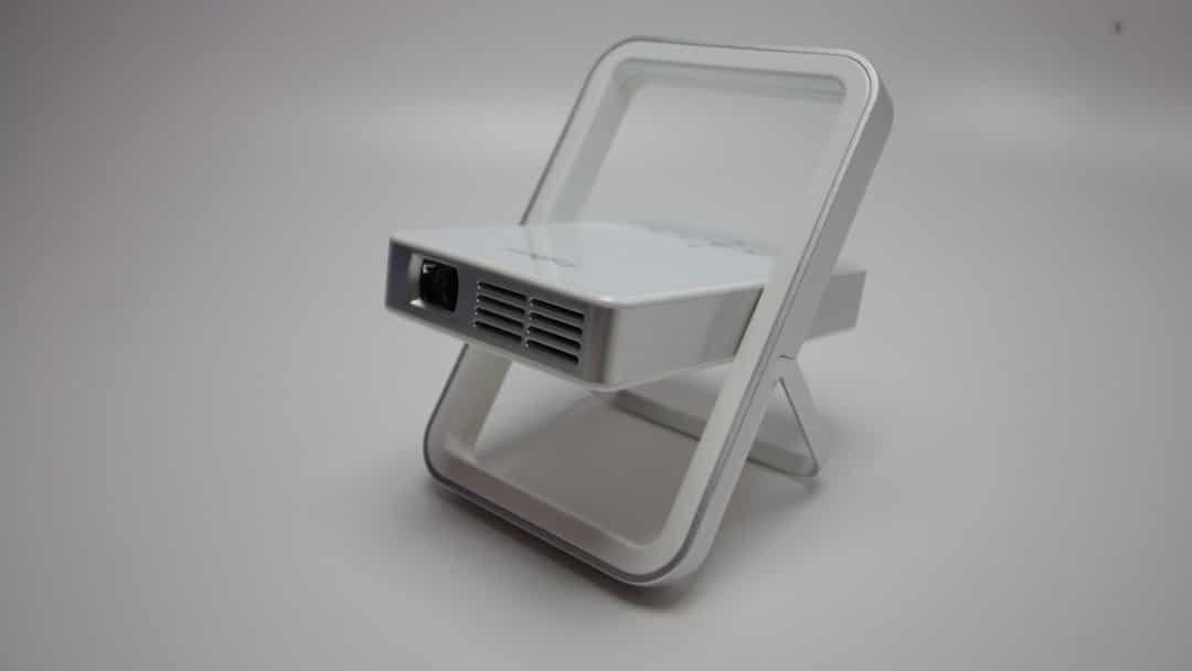 Bem wireless kickstand micro projector review mac sources for Apple wireless projector