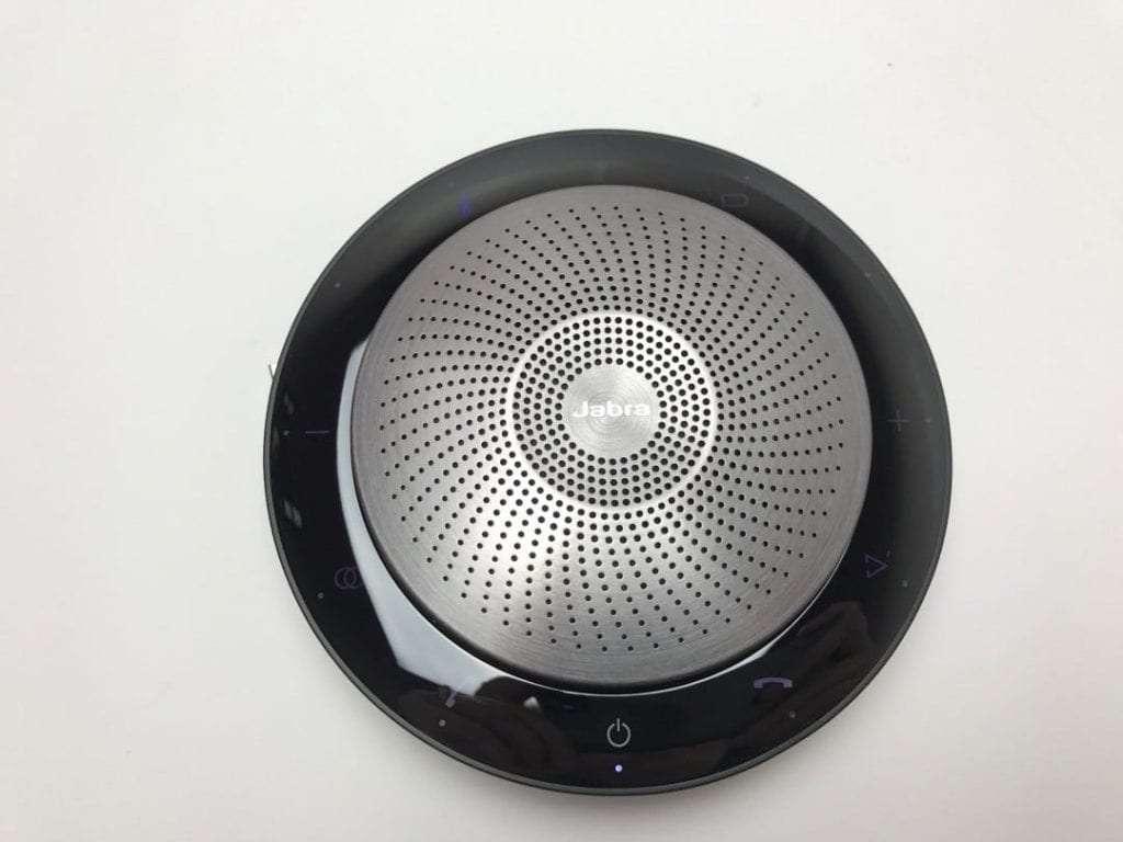 Jabra Speak 710 Portable Speakerphone REVIEW