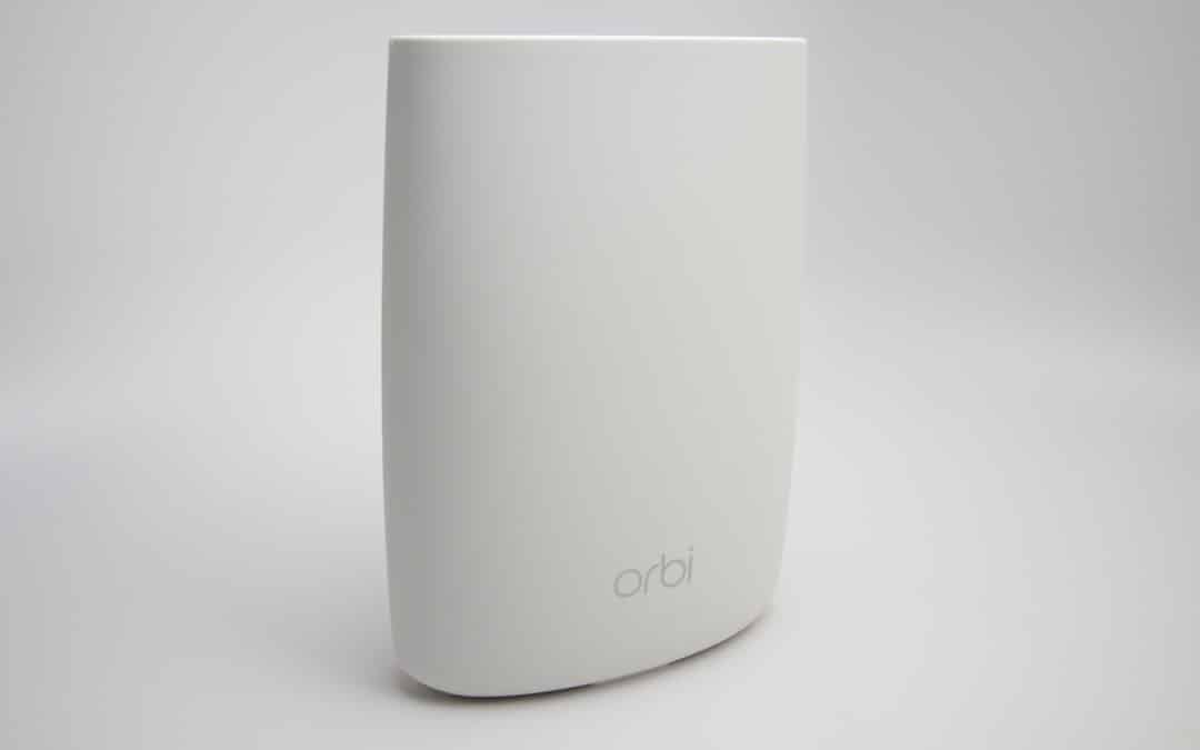 Netgear Orbi Home WiFi System REVIEW