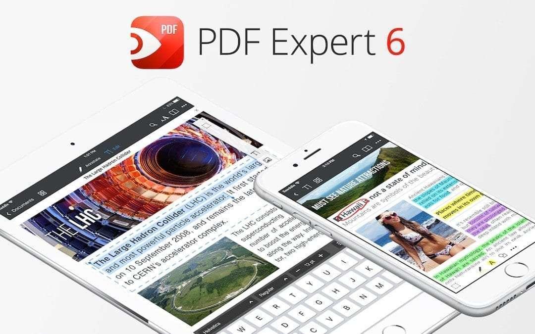 Meet the All New PDF Expert 6 NEWS