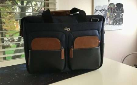 Solo Sag Harbor Briefcase REVIEW