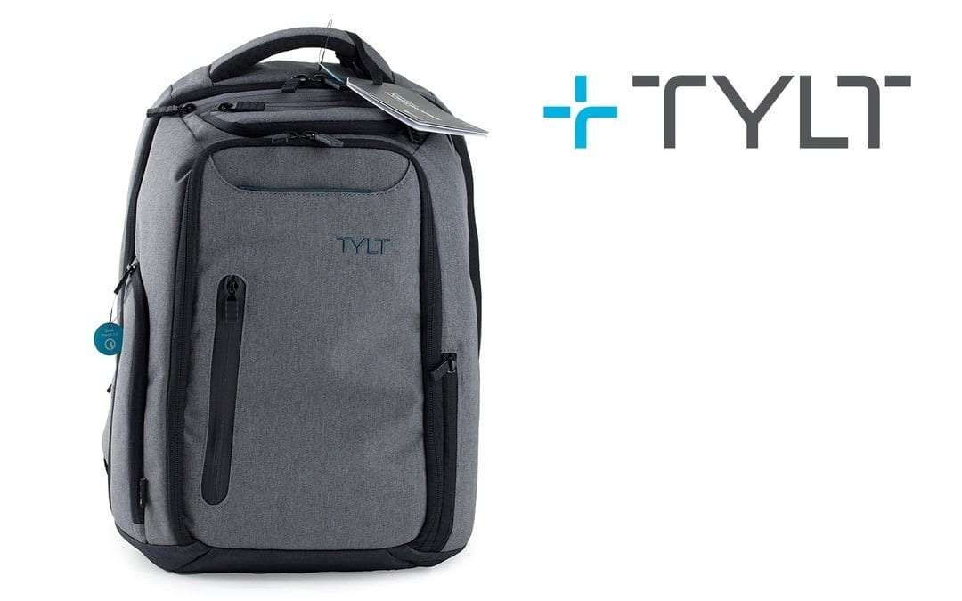 Tylt Energi Pro Power Backpack with Built-In Battery REVIEW
