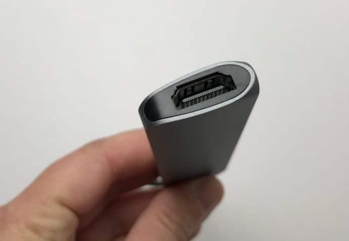 Satechi Slim Aluminum Type-C Multi-Port Adapter REVIEW