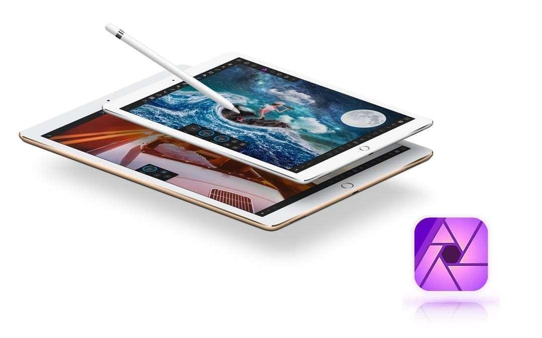 Affinity Photo brings professional photo editing to iPad NEWS