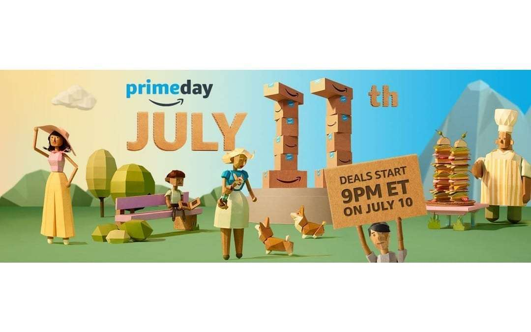 Amazon Announces Third Annual Prime Day – 30 Hours, Hundreds of Thousands of Deals on July 11 NEWS