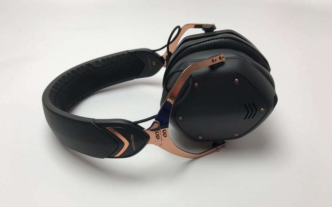 V-MODA Crossfade II Wireless Headphones (Rose Gold) REVIEW
