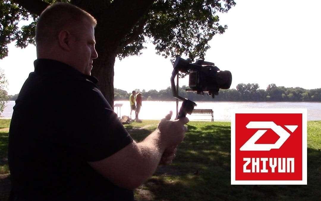 Zhiyun Crane 3-Axis Handheld DSLR Gimbal REVIEW