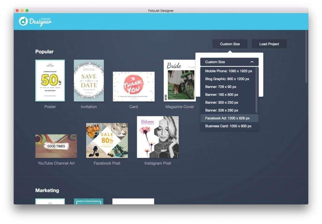 FotoJet Designer Mac App REVIEW