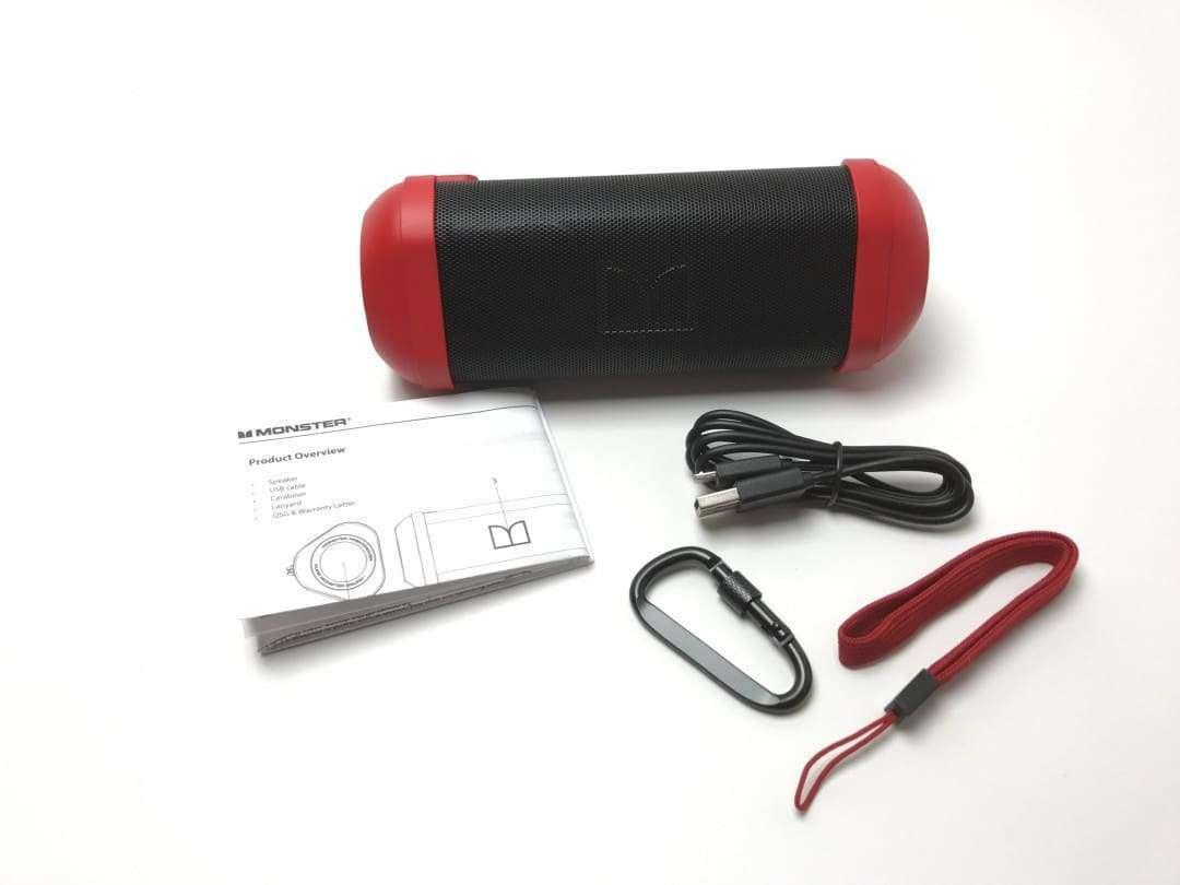 Monster Firecracker Hd Bluetooth Speaker Review Mac Sources