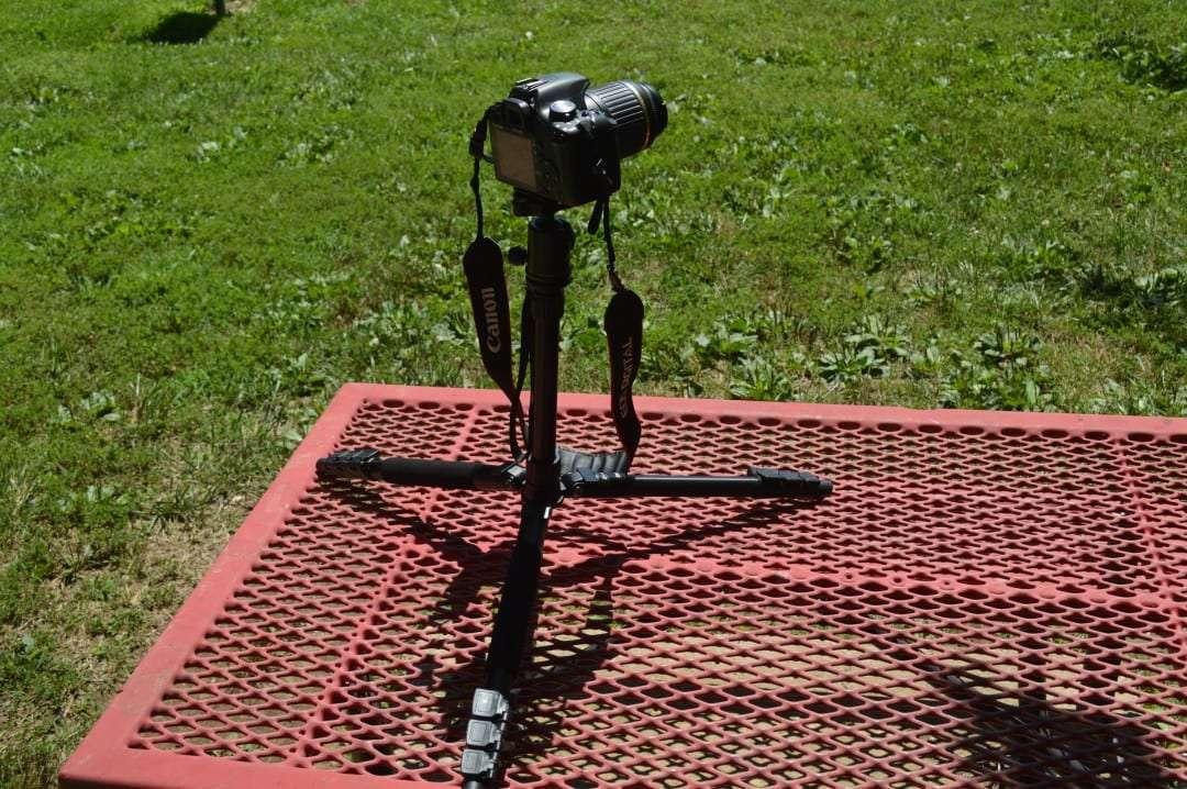 Zecti ZT-006 Camera Tripod REVIEW