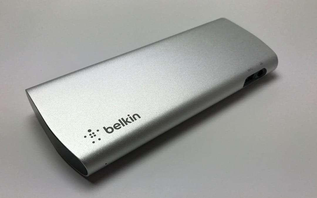 Belkin Thunderbolt 3 Express Dock HD REVIEW