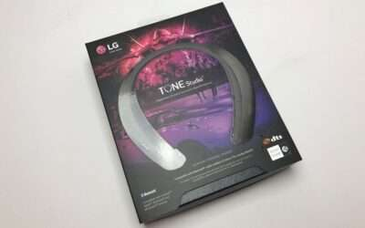LG Tone Studio Wearable Personal Speaker REVIEW