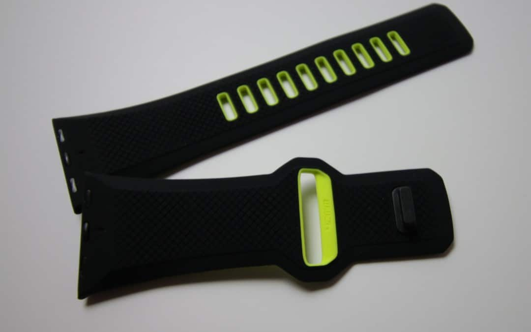 Nomad Sport Strap REVIEW Apple Watch Sport Band Drops and It's Slick