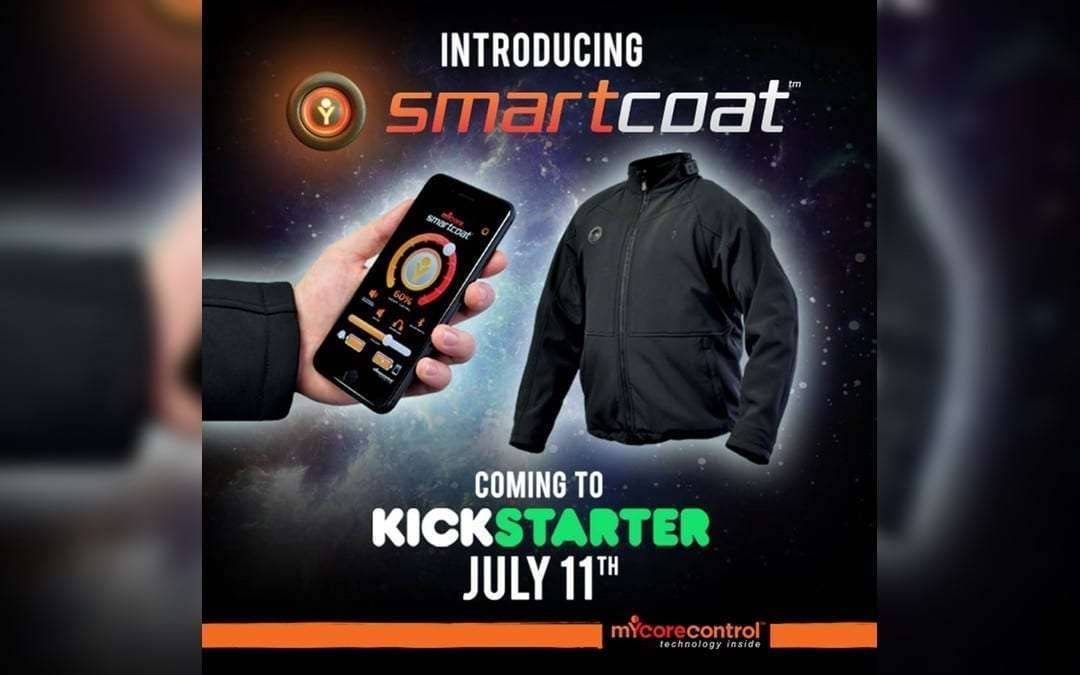 SmartCoat Launches on Kickstarter NEWS