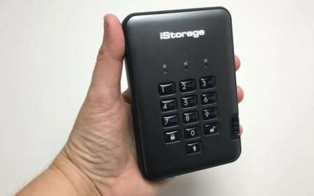iStorage DiskAshur Pro2 Secure Portable Hard Drive REVIEW